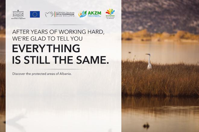 Albania – L'Agenzia Nazionale per le Aree Protette, insieme all'AICS, alla fiera ExpoCity