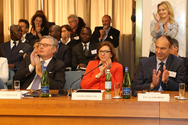 Rome – Sixty years and beyond: Italy celebrates development cooperation as a pillar of the EU