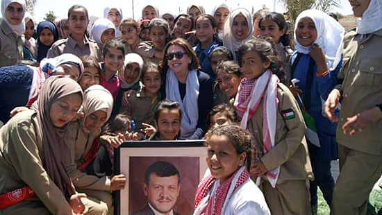 Giordania – Dai rifugiati al Tesoro di Petra, Agenzia in prima linea con l'apertura della sede di Amman