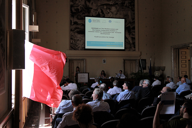 sede AICS di Firenze