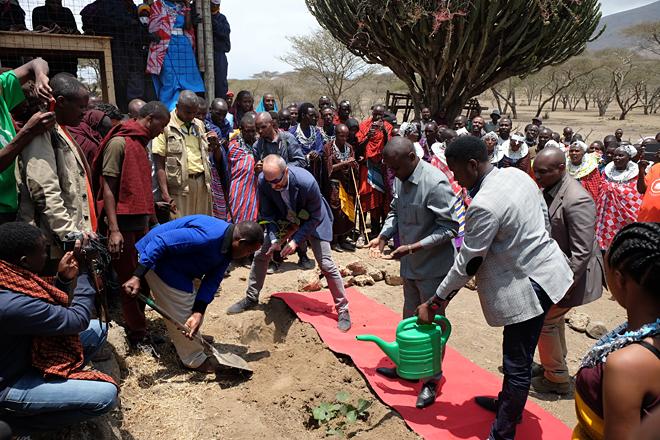 Tanzania – Progetto TERRA, una chiave per lo sviluppo sostenibile delle comunità rurali e tradizionali