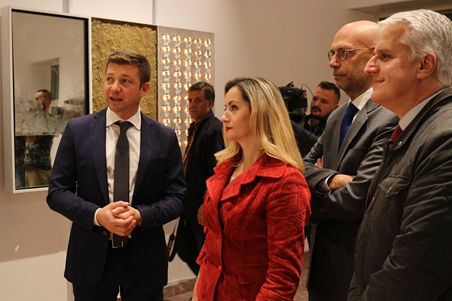 """Albania – """"Doors of Tomorrow"""", la cooperazione tra Italia e Albania si racconta attraverso l'arte"""
