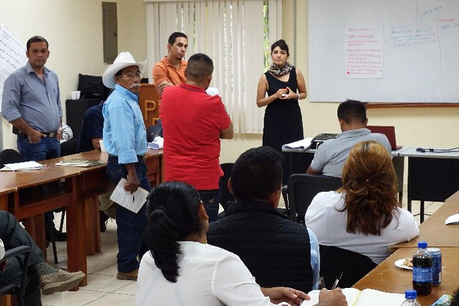 Honduras – Creating spaces for cacao producers to find new markets and build new capacities