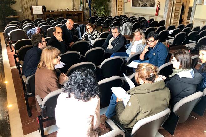 """Prima riunione del comitato tecnico – scientifico del Programma """"Il Partenariato della Conoscenza"""""""