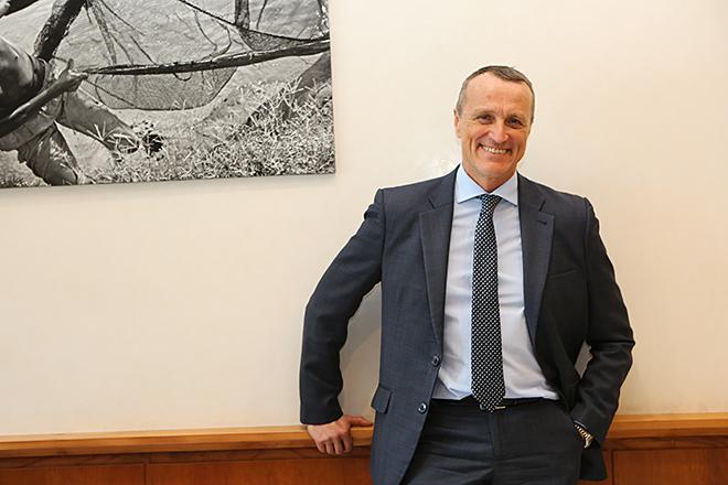 Il saluto del Direttore dell'Agenzia Luca Maestripieri