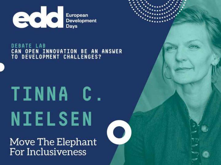 Bruxelles – Gli European Development Days,  il 18 e 19 Giugno 2019