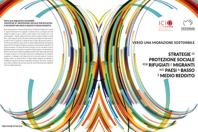"""E' online il volume """"Verso una migrazione sostenibile - Strategie di protezione sociale per rifugiati e migranti nei Paesi a basso e medio reddito"""""""