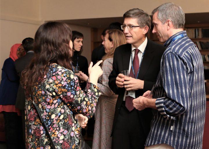 Galleria fotografica Bridging the gap 2019 Roma