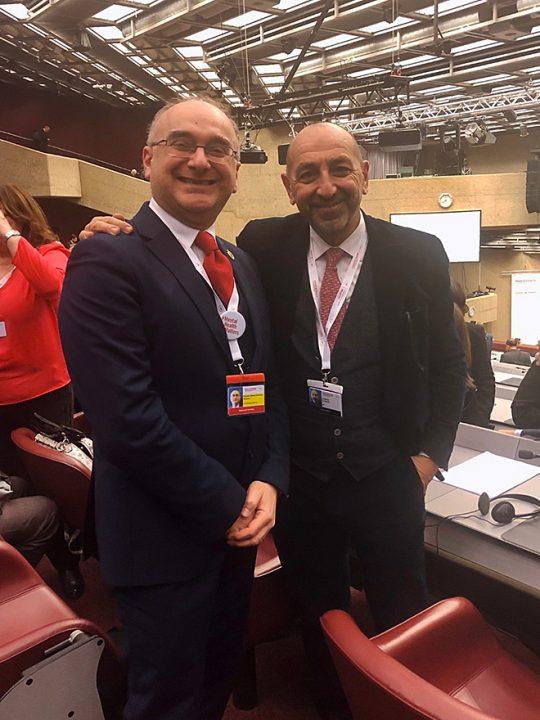 Ginevra, 9 dicembre – Opening Ceremony della 33ma Conferenza Internazionale della Croce Rossa e Mezzaluna Rossa