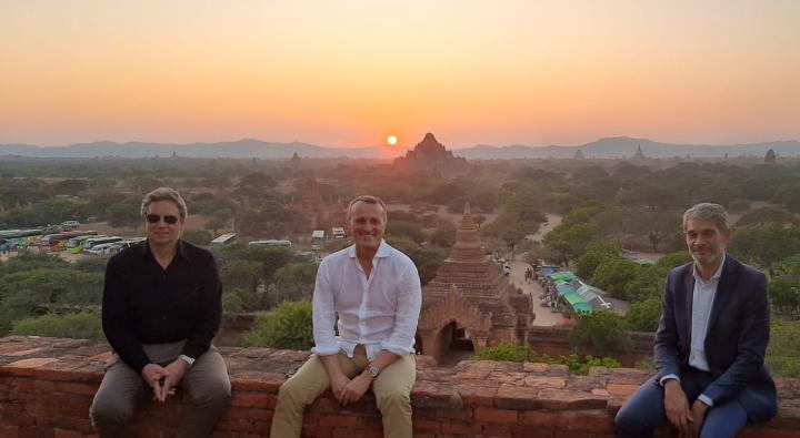 9-13 gennaio 2020 – Visita del Direttore Luca Maestripieri in Myanmar