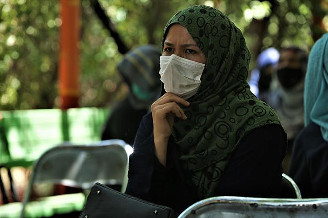 Aics Kabul - Intervento a sostegno delle donne capofamiglia per la prevezione del contagio da Covid-19