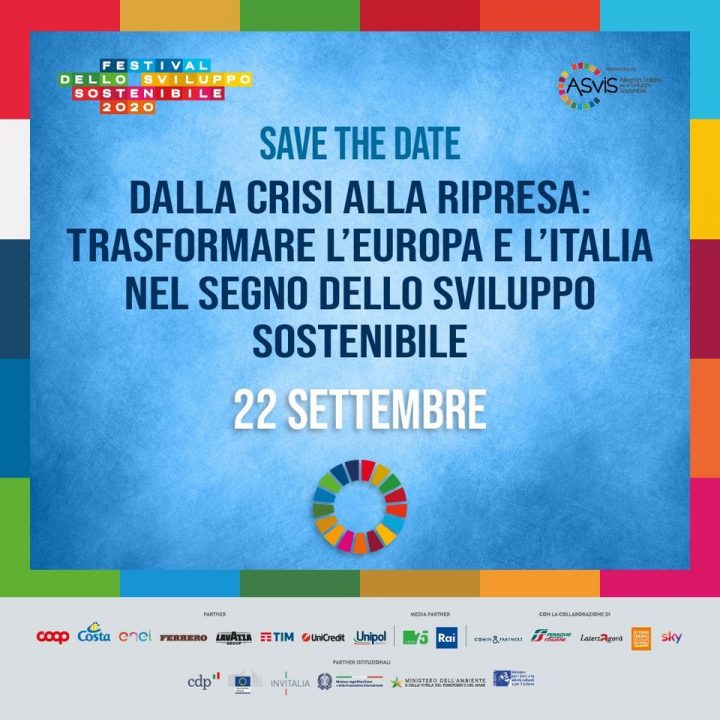 Al via la quarta edizione del Festival dello Sviluppo Sostenibile