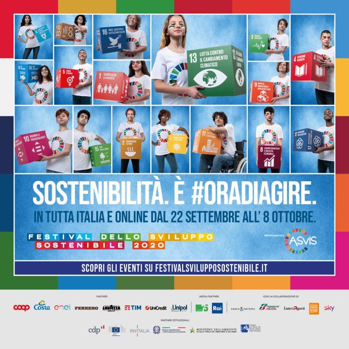 Festival dello Sviluppo Sostenibile – Eventi dalle nostre Sedi estere