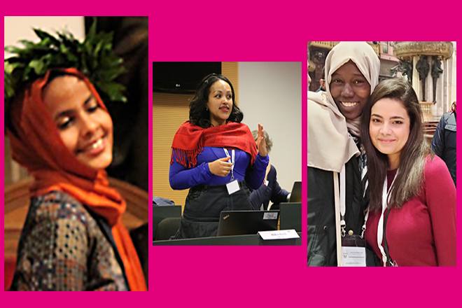 """Giornata Internazionale della Donna, gli studenti del progetto Aics """"Partenariato della Conoscenza"""" si confrontano sui diritti delle donne"""