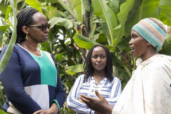 Il mondo alimentare diventa sistemico: intervista con Agnes Kalibata, Special Envoy per il Food Systems Summit 2021