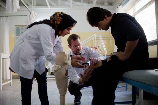Quie venti anni in Affghanistan: il grande lavoro nel settore sanitario